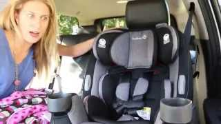 Safety 1st Grow and Go 3-in-1 Convertible Car Seat Review
