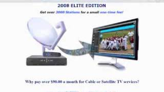 3000 Channels - TV On Your Computer, TV On PC Satellite Tv on PC free