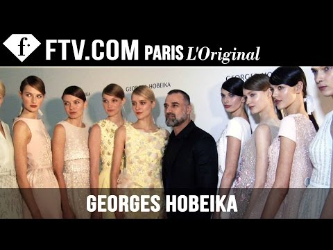 Georges Hobeika After the Show | Paris Couture Fashion Week | FashionTV