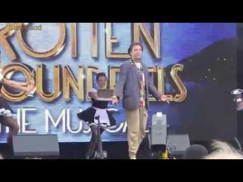 Dirty Rotten Scoundrels @ West End Live 2014 - Great Big Stuff