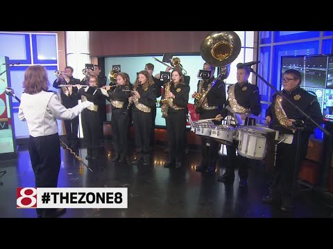 Shelbyville High School marching band