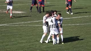 Serie D Trestina-Cannara 1-1