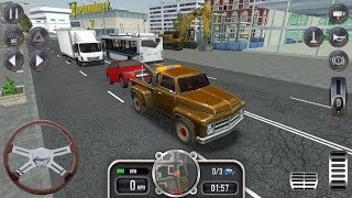 Construction Sim 2017 - New Tow Truck Unlocked | Truck Simulator Games - Android GamePlay FHD