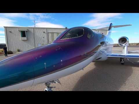2016 HondaJet with Candy Paint Job   For Sale   Charlie Bravo Aviation