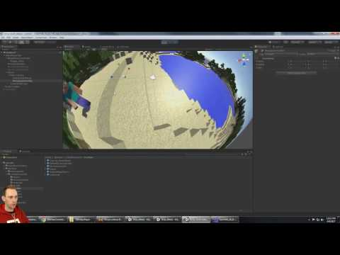 Unity 360 Video Player: Tutorial 0.2