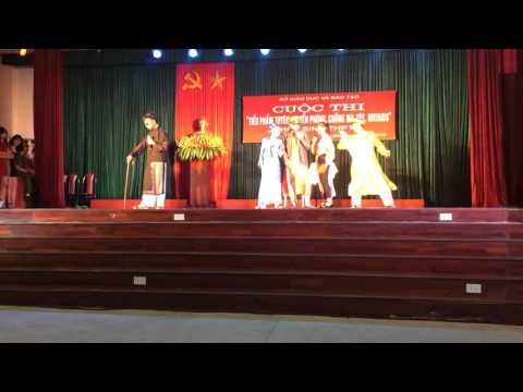 Lí Trưởng Lên Phố | Tiểu phậm kịch phòng chống HIV/AIDS | Trường THPT Chuyên Hoàng Văn Thụ