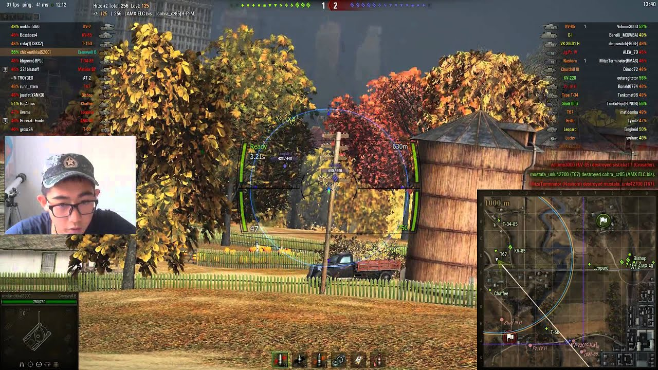 how to become a better world of tanks player