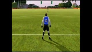 FIFA 2010 World Cup - Skill Combo Challenge - The Return Begins