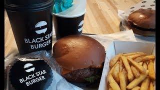 bLACK STAR BURGER Краснодар. Наши отзывы. Цены. Вкусно. НО! Жирные перчатки