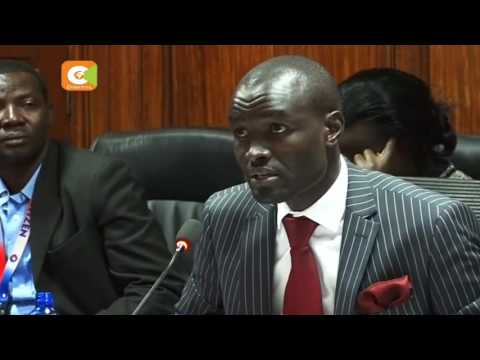 PAC frustrated with Murkomen partner answers