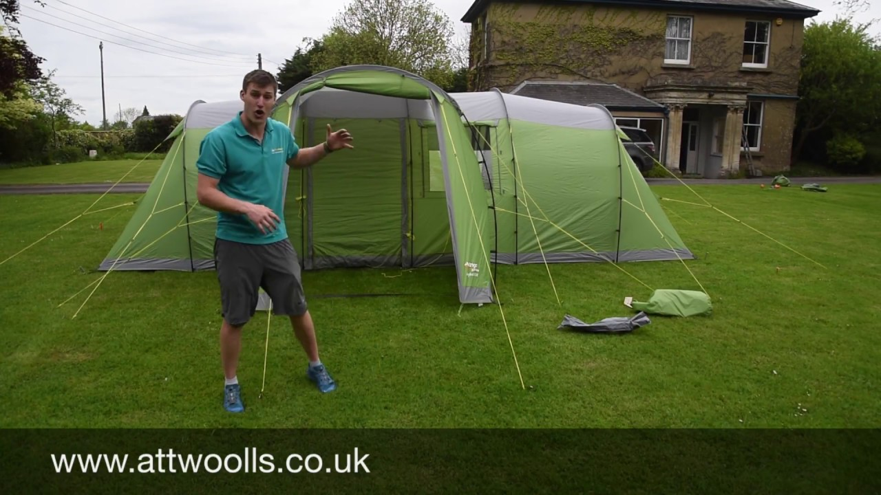 How to pitch a Tent Side Awning (Tutorial Video) & How to pitch a Tent Side Awning (Tutorial Video) - YouTube