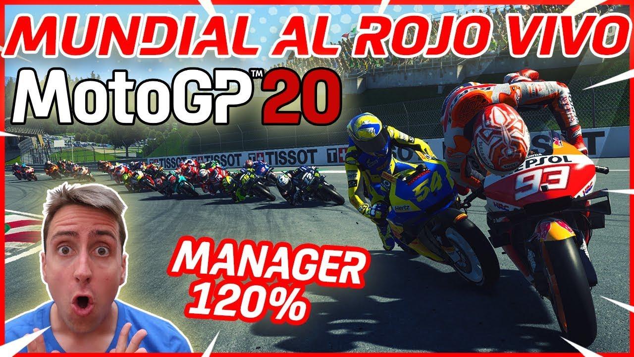 💣 MOTOGP 20 | PELEA en HONDA por el MUNDIAL | MODO MANAGER #30 💣