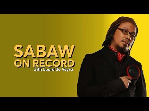Sabaw on Record | Lourd De Veyra