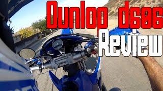 Dunlop D606 Tire Review (Dualsport/Enduro Best Tire?)