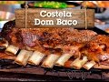 Costela Dom Baco