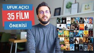 UFUK AÇICI 35 FİLM ÖNERİSİ