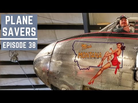 "Plane Savers E38 ""Miss Montana"""