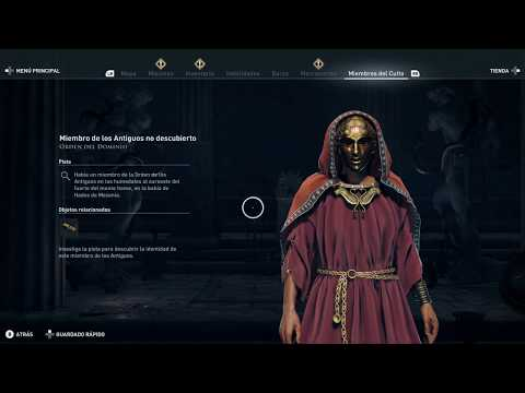 Assassin's Creed Odyssey - Gaspar la Guardiana [Orden del Dominio] thumbnail