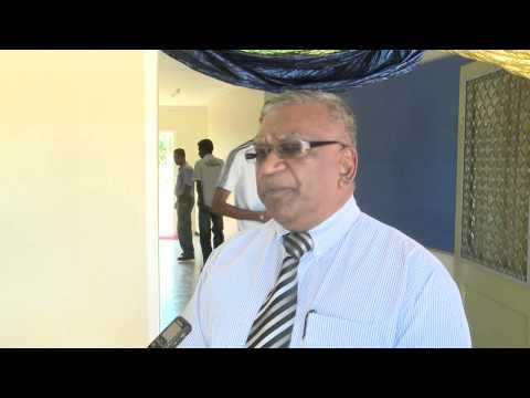 Fijian Health Minister opens Diabetes Hub & Kamikamica Park Health Centre in Lautoka.