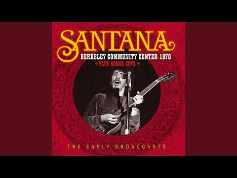 Hope You're Feeling Better (Live at the Berkeley Community Theater, California 1970)