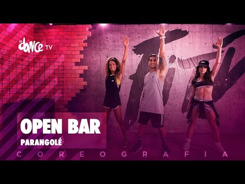 Open Bar - Parangolé | FitDance TV (Coreografia) Dance Video
