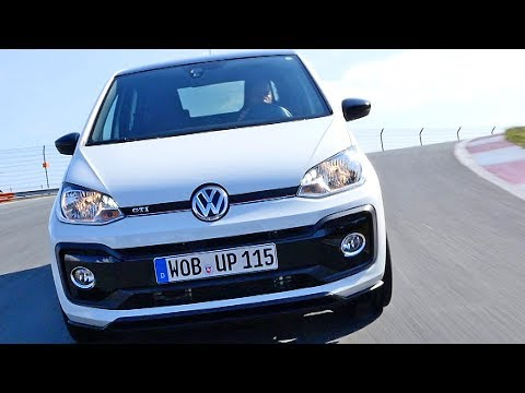 Volkswagen Up! GTI (2018) Ready to fight Twingo GT