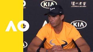 Rafael Nadal press conference (3R) | Australian Open 2019