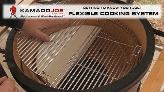 Kamado Joe - Divide and Conquer Flexible Cooking System