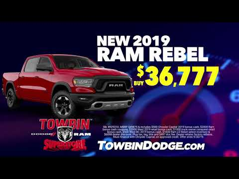 Towbin Dodge | Ram Power Days