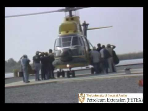 Helicopter Safety Orientation for Offshore Personnel