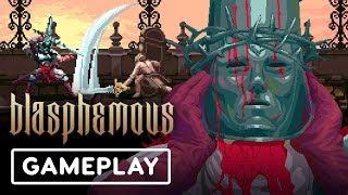 Blasphemous Gameplay Showcase - IGN LIVE | E3 2019