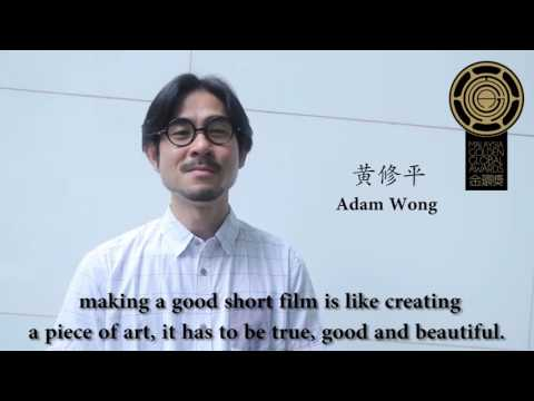 Great experience sharing from Hong Kong Film director, Adam Wong