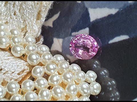揚邵一品(附國際證)1.52克拉粉紅藍寶石 天然無燒  晶體純淨 甜美夢幻  粉紅剛玉 值得擁有