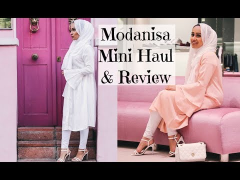 Modanisa Review And Haul
