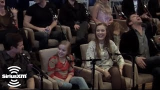 nashville cast zoe needs to get her ass on stage siriusxm the highway jan 2014