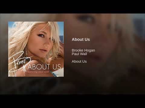 Brooke Hogan About Us Audio