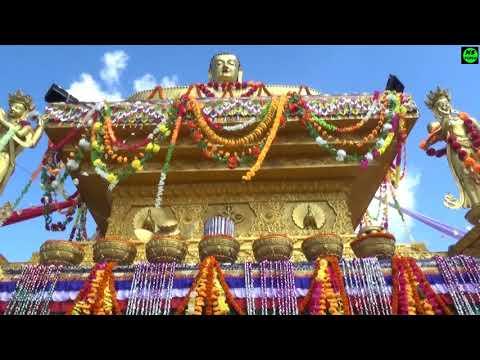 Buddha Statue Inauguration.....