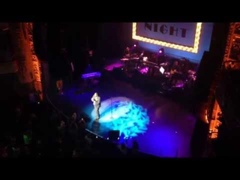 Johnny Gill - Game Changer. Live at the Apollo Theater in New York, NY. 2015 06 17.