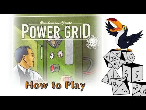 Power Grid How to play
