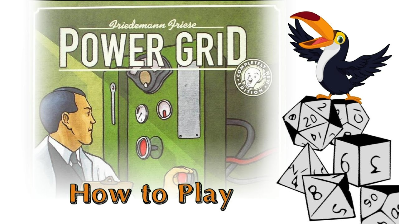 How to play GRID 17
