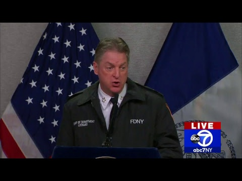 Snow update: Mayor Bill de Blasio briefs NYC on snow storm