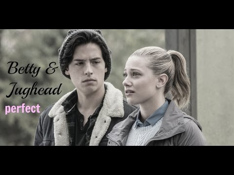 Betty and Jughead    perfect