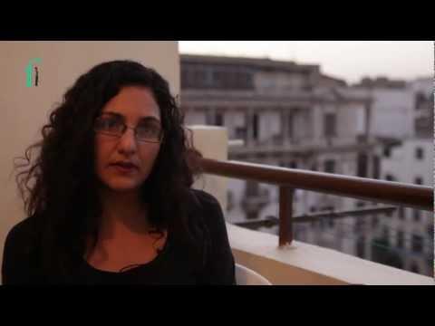 Front Line Defenders Human Rights Defender at Risk Award Finalist: Mona Seif