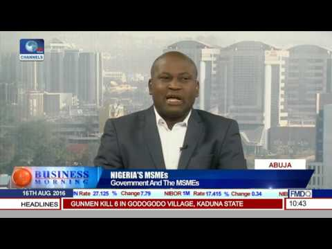 Nigeria's MSMEs: Doing Business In A Contracting Economy
