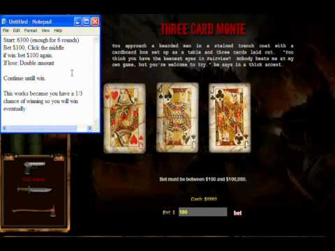 Cheat gambling game dead frontier casino rama bob