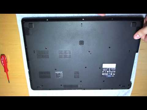Acer Aspire E5-771G-545V öffnen