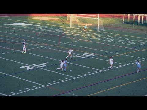 Varsity Girls Soccer: Yorktown at Wakefield 2015