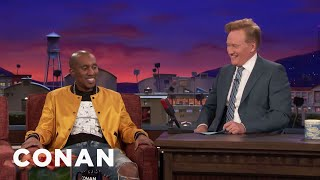Chris Redd Couldn't Decide On A Rap Name  - CONAN on TBS