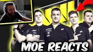 mOE Watches How Navi Really Plays CSGO!