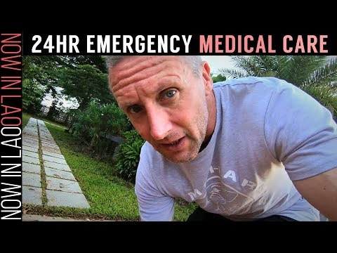 Living in Vientiane Laos | 24HR Emergency Medical Care in Vientiane Laos - Our Experience